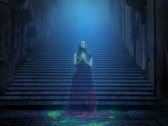 Тайны жизни и смерти, душа на обрыве вселенной.