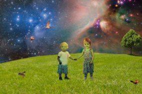 Живут ли сегодня потомки таинственных Зеленых Детей Вулпита?