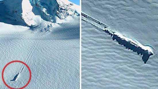 Антарктида, самый закрытый континент Земли