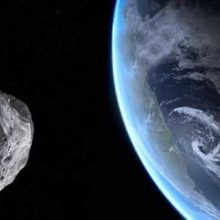В четверг астероид размером со здание пролетел недалеко от Земли.
