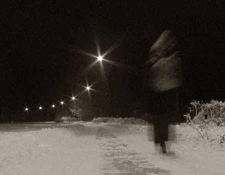 Черная темнота пожирателей времени, Час Дьявола
