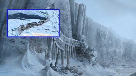 Может ли Антарктида быть местом обители древней цивилизации