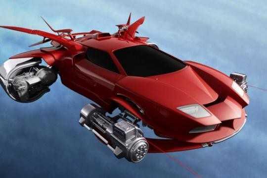 Автомобиль нашего будущего,каким он будет