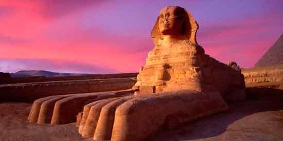 Египетский Сфинкс один из самых загадочных памятников нашей планеты