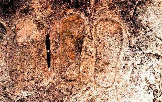В Индии обнаружены следы древних астронавтов