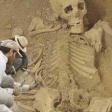 Гигантские человеческие скелеты Болгарии.