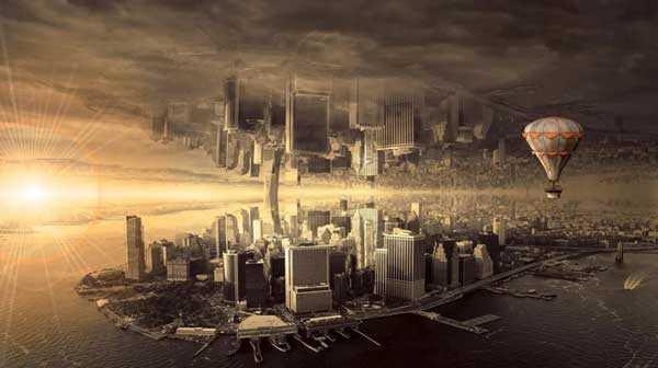 глобальное похолодание приведет нас к потопу