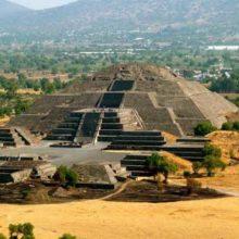 Пирамиды Луны в Мексике и ужас древнего мира.