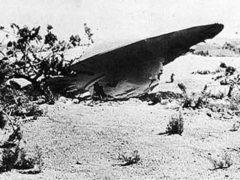 Инцидент в Розуэлле, крушение НЛО.